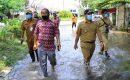 WalikotaTangerang Kembali Pantau Wilayah Banjir dan Tanggul Jebol