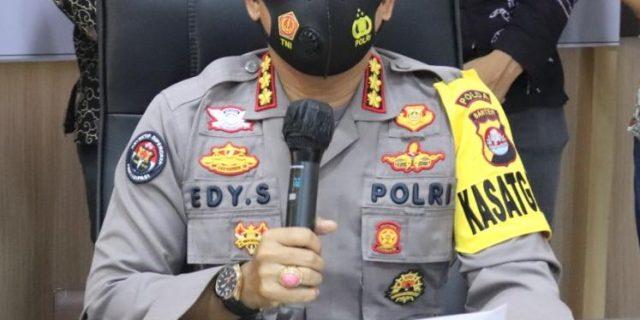 Perpanjangan PPKM, Polda Banten dan TNI siap Disiplinkan Prokes dan 3T