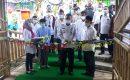 Camat Sindang Jaya H.Abudin, S.IP MM Resmikan Destinasi Wisata dan Kuliner Bintang Sukaharja