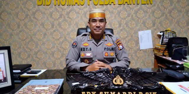Polda Banten Akan Tindak Tegas, Kelompok Yang Ganggu Ketertiban Masyarakat