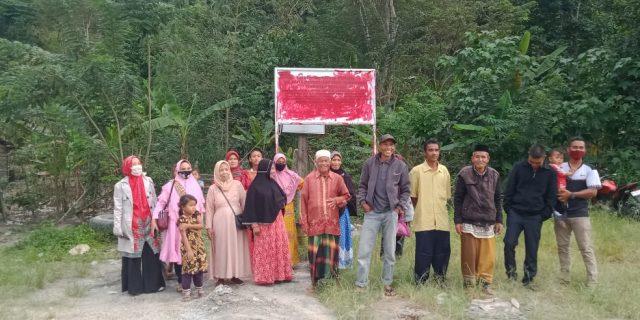 Keluarga Mujiati dan kawan-kawan Cari Keadilan Ke Pemerintah Pusat
