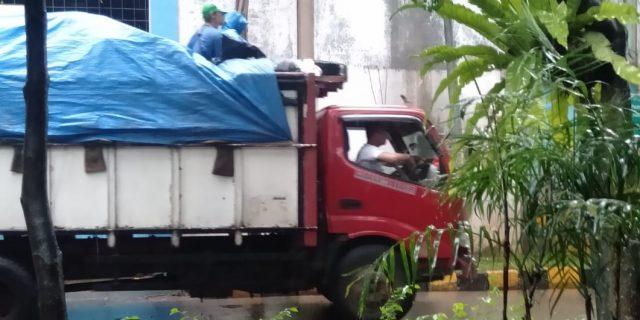 Masyarakat Peduli Sampah Kota Tangerang Tolak Truk Sampah Swasta Masuk TPA Rawa Kucing