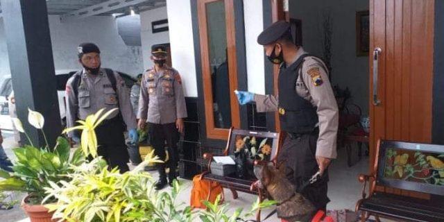 Pelaku Perampok berhasil Bawa Kabur Perhiasan dan Uang, sedang di buru Polisi Purbalingga