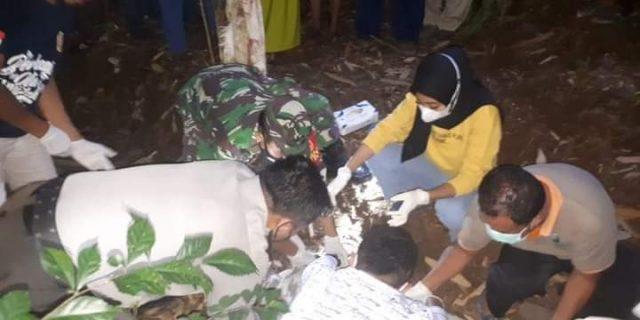 Kodim 0702/Purbalingga, Gelar TMMD, Bantu Warga Masyarakat, Bersihkan Jalur Pipanisasi.