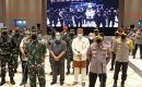 Panglima TNI dan Kapolri Minta Vaksinasi Dibandung Warga Harus Disiplin Prokes