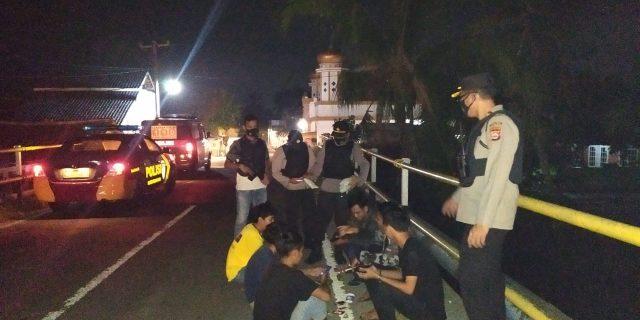 Dalam 5 Hari Ops Premanisme, 790 Orang Diamankan Polda Banten