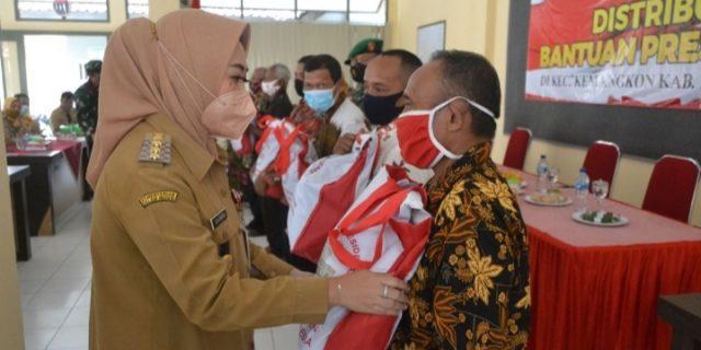 Presiden Jokowi Datang, BupatiPurbalingga Dyah Hayuning Pratiwi, Ucapkan Terimakasih Atas Kunjungannya