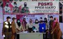 Satgas PPKM Sidang Jaya Gencar Himbau Masyarakat Untuk Patuhi Prokes