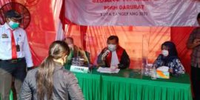 DPRD Kota Tangerang Dukung Pelaksanaan PPKM Darurat