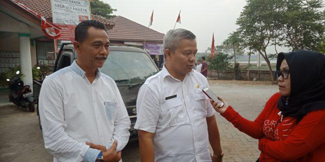 Kabid Pemdes Kab Tangerang Panitia PAW Desa Sukaharja Harus Taati Aturan Yang Berlaku