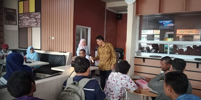 Mohamad Akbarudin Putra daerah Tangerang Maju Sebagai Caleg DPR RI