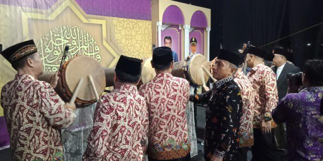 Camat Sindang Jaya Sambut Peserta Musabaqoh Tilawatil Qur'an Ke 49 Tingkat Kabupaten Tangerang