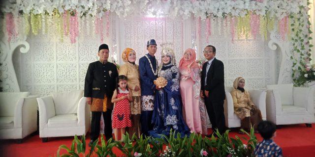 Prosesi Pernikahan Dhamar Anggia Rahajeng Dan Kamidi Berlangsung Meriah