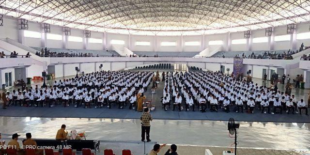 660 Calon Kepala Desa Ikuti Uji Kompetensi Dasar