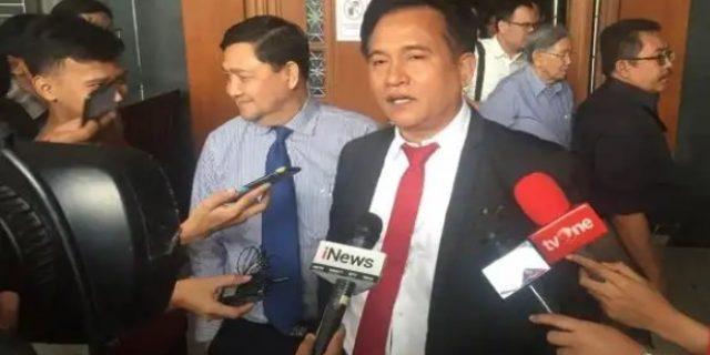 Yusril Geram: Partai Bulan Bintang Kembali Bersengketa Dengan KPU
