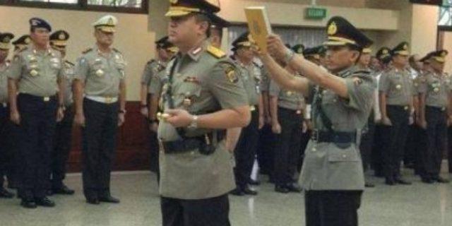 Jenderal Pol Tito Karnavian Pimpin Langsung Sertijab Kapolda Banten