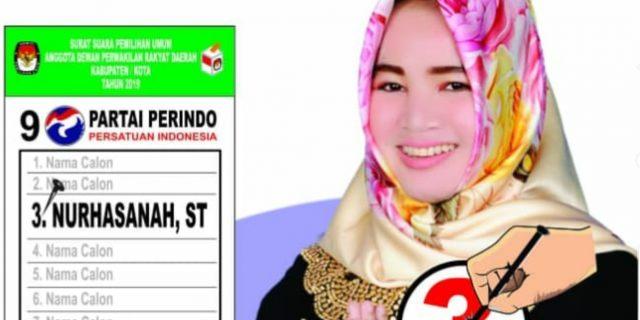 Nurhasanah Optimis Maju Sebagai Caleg DPRD Kabupaten Serang