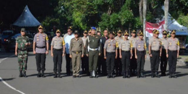 Polresta Tangerang Pastikan Keamanan Perayaan Natal dan Pergantian Tahun