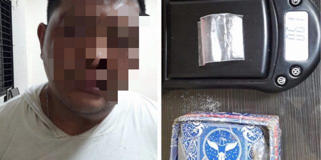 Polresta Tangerang Berhasil Ungkap Peredaran Gelap Narkotika Jenis Sabu