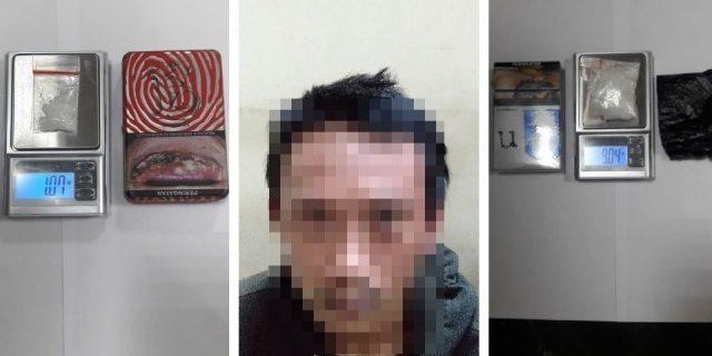 Polresta Tangerang Berhasil Bekuk Pengedar Narkoba