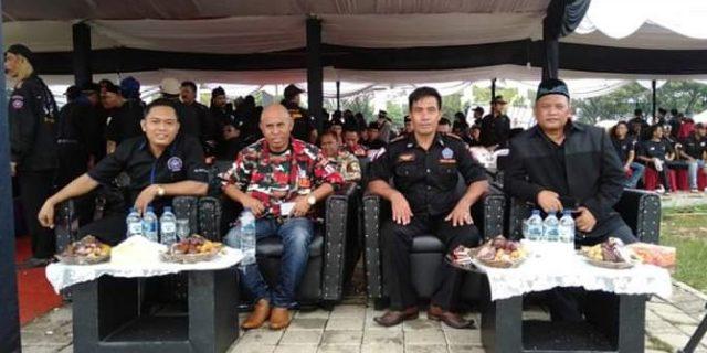 Pelantikan Pengurus DPC DPAC BPPKB Banten Tingkat Kabupaten Tangerang Berjalan Sukses