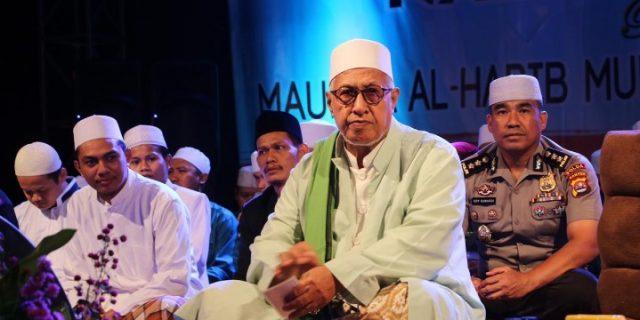 Ribuan Orang Padati Peringatan Isra Mi'raj Di Pasarkemis Tangerang