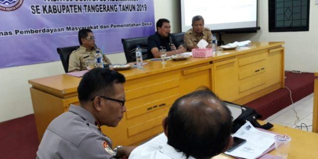 Jadwal Pilkades Serentak Di kabupaten Tangerang Diundur