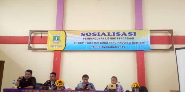 8660 RTS Akan Terealisasi Program Lisdes di 5 Kabupaten