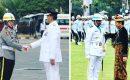 Aksi Simpatik Gubernur WH Ternyata Dilakukan Jokowi, Salami Danup HUT RI Ke 74