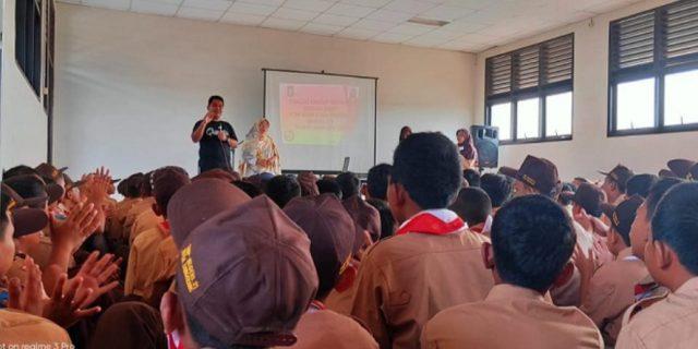 Rampung Bentuk PIK-R DP3AP2KB Kota Tangerang Praktekan Konseling Dan Pendidikan Sebaya Disekolah