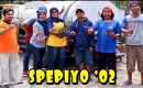 Alumni SMP Pembangunan Piyungan Sumbang  Air Bersih