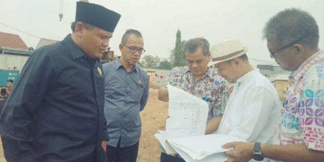 Tidak Kantongi IMB Puluhan Bangunan Kavling DPR Kota Tangerang Akan Segera Disegel