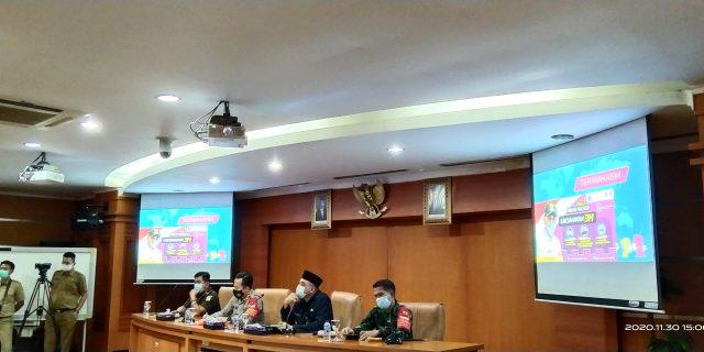Membludaknya Jamaah di Acara Haul Syekh Abdul Qodir Jailani, Ini Penjelasan Bupati Tangerang