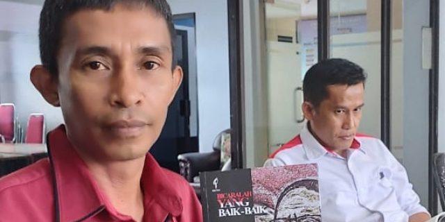 Ketua PWI Sultra Sarjono Angkat Bicara Soal Kasus Wartawan Dipukuli Oknum Polisi