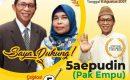 Coblos Nomor 5 ( Saefudin ) Pilkades Wanakerta Kecamatan Sidangjaya Kabupaten Tangerang