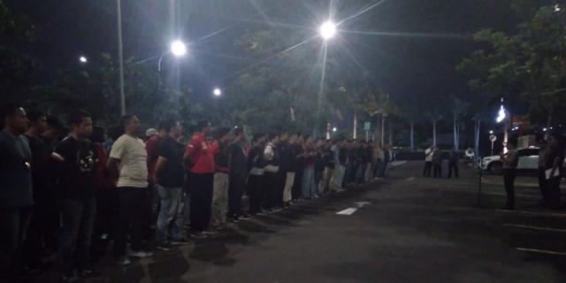 Kapolresta Tangerang Adakan Temu kenal Dengan Seluruh Personilnya Di Marketing Lavon Swan City