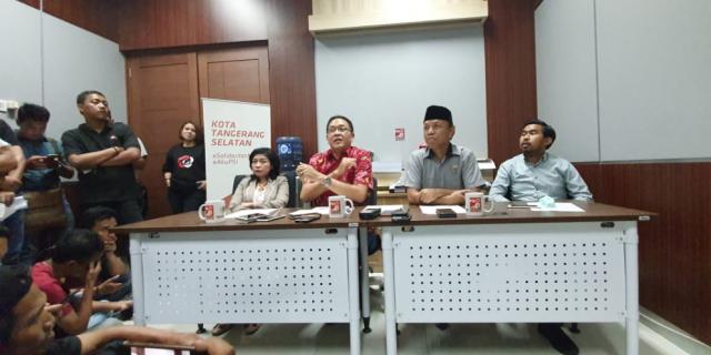 Fraksi PSI DPRD Kota Tangerang Selatan Terus Mengawal RAPBD TA 2020