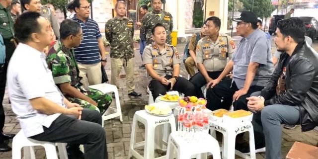 Kapolresta Tangerang Lakukan Persiapan dan Pengecekan Pengamanan Perayaan Natal 2019 & Tahun Baru 2020