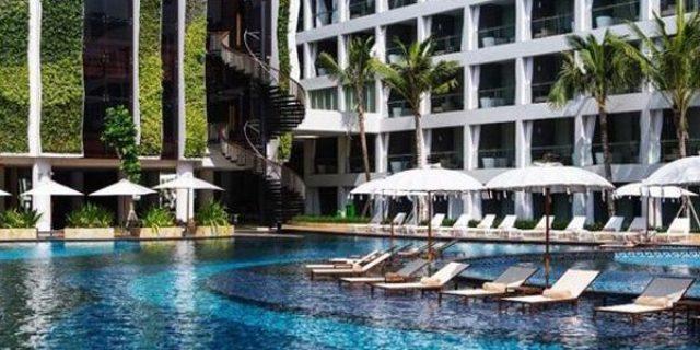 Pilihan Hotel Paling Mewah di Indonesia